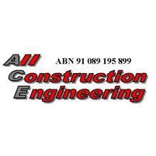 All Construction Engineering Logo